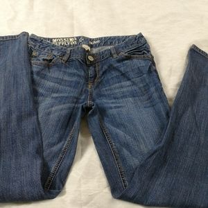 Mossimo woman's jeans size 5 skinny